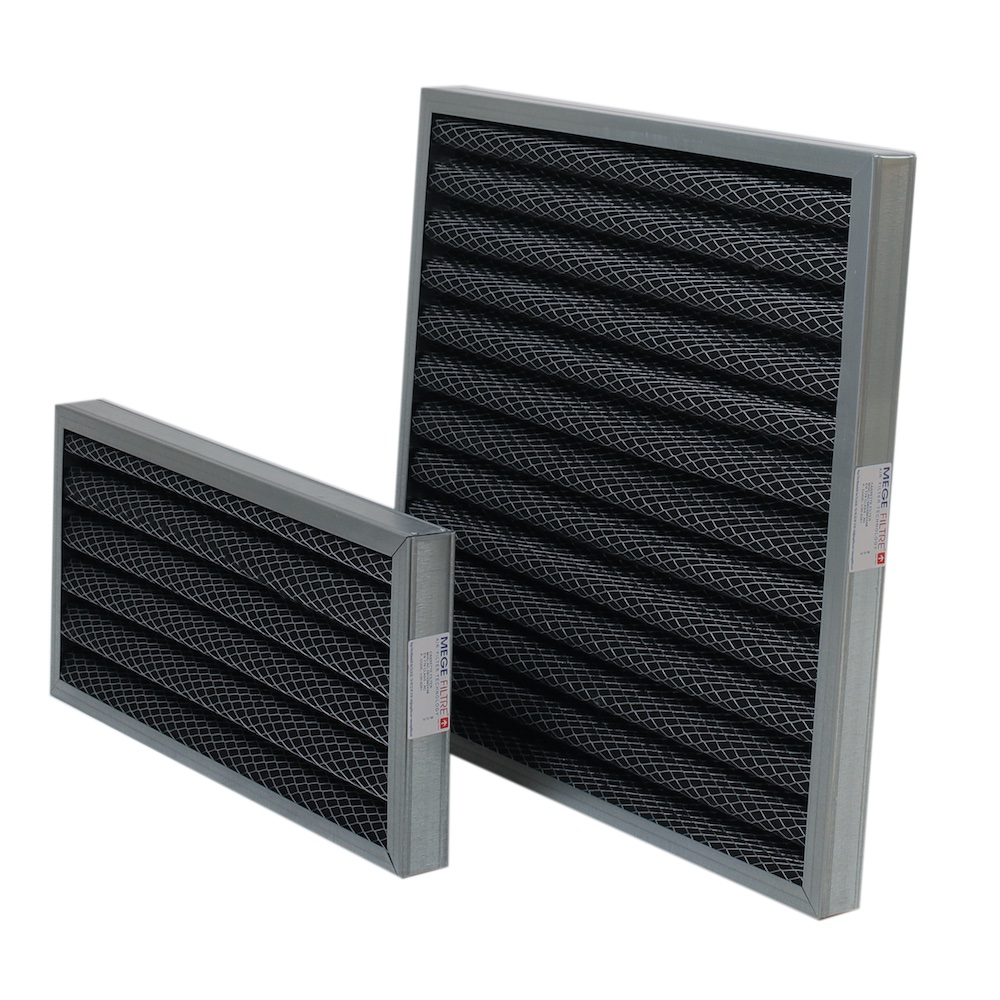 MEGE FILTER - ACTIVATED CARBON PANEL FILTERS