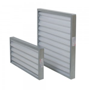 MEGE FILTER - PLEATED PANEL FILTERS